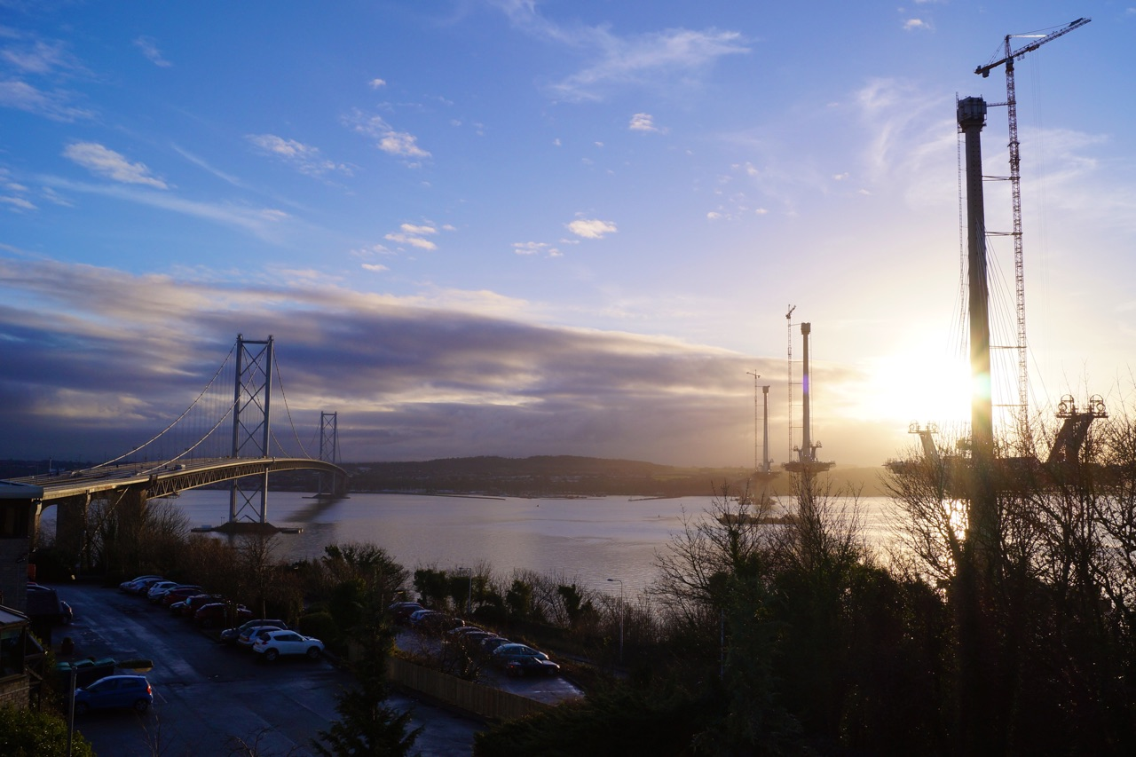 Doubletree By Hilton Edinburgh – Queensferry Crossing - Queensferry Hotel Views