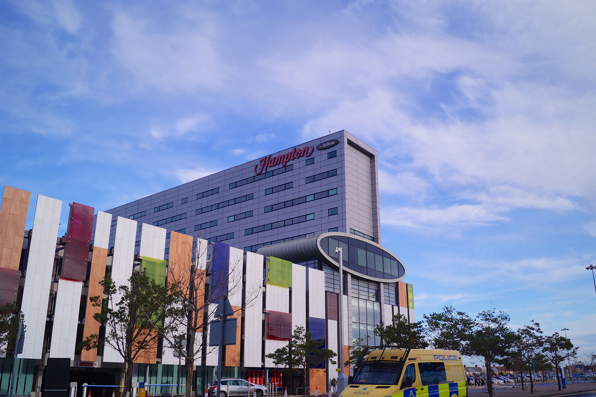 Hampton by Hilton Liverpool/John Lennon Airport Hotel Review