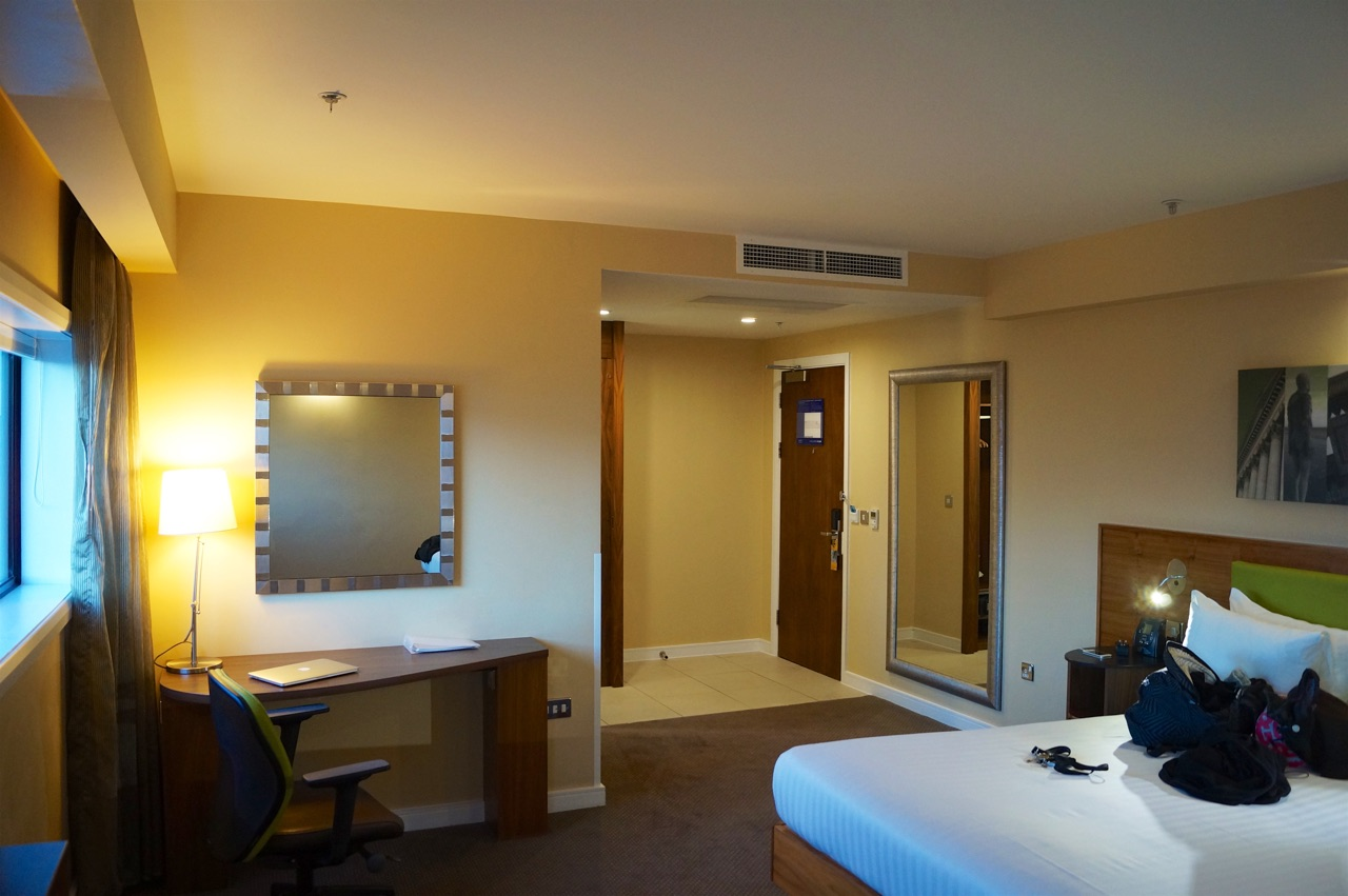 Hampton By Hilton Liverpool Airport Hotel Review