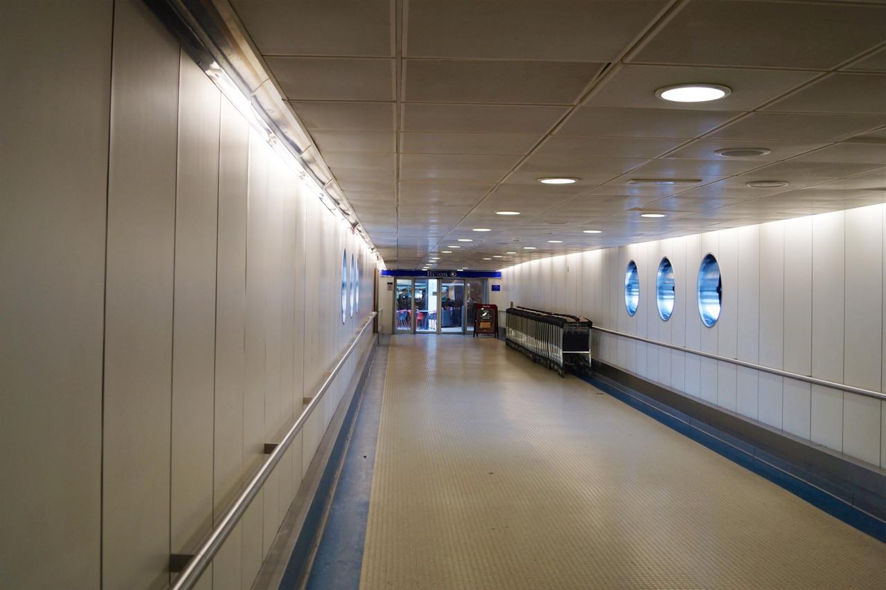 Hilton London Gatwick Airport Hotel Entrance