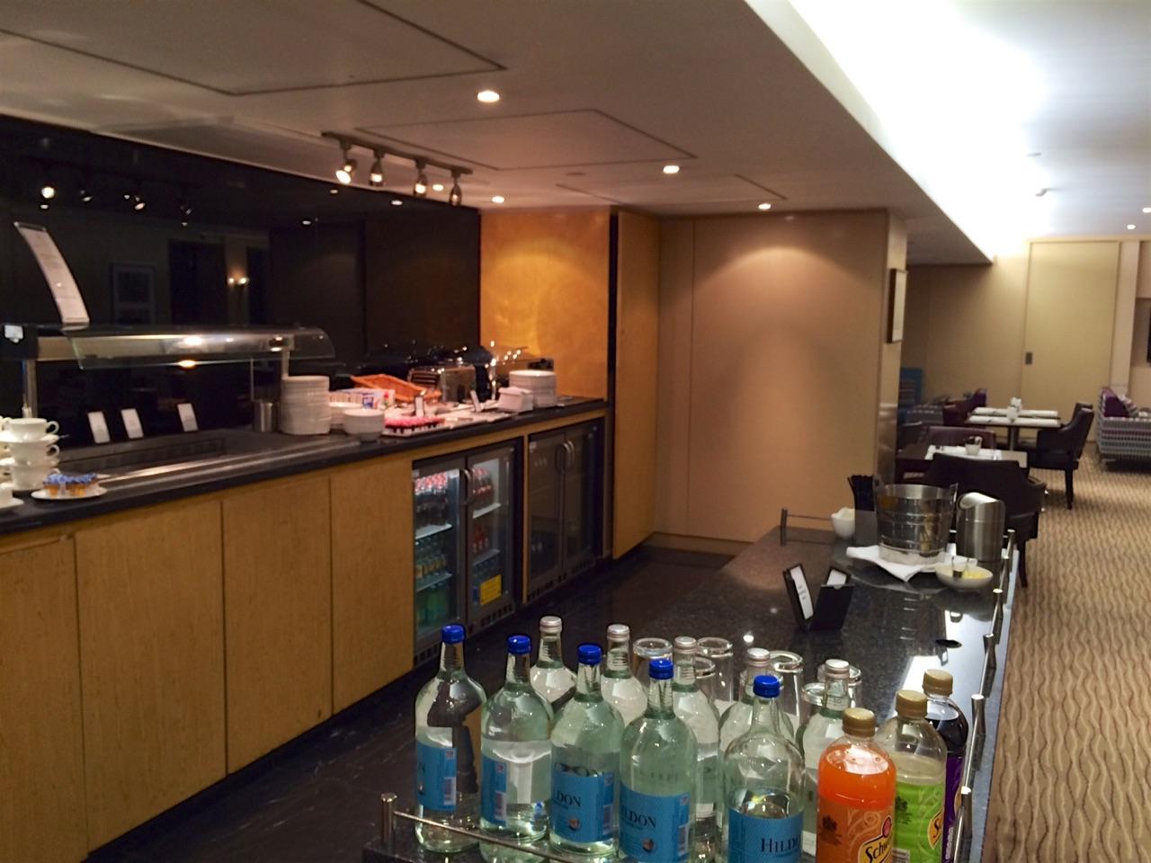 Hilton London Gatwick Airport Hotel Executive Lounge