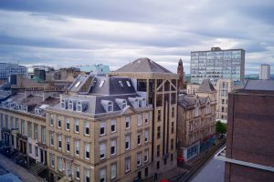 Hampton Glasgow Room View