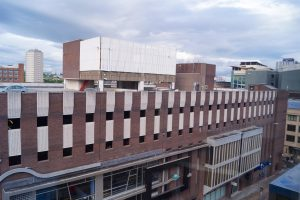 Hampton Glasgow Room View