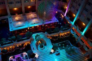 Hilton Prague Atrium Restaurant