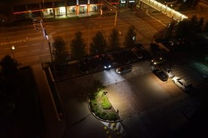 Hilton Prague Hotel Entrance Car Parking