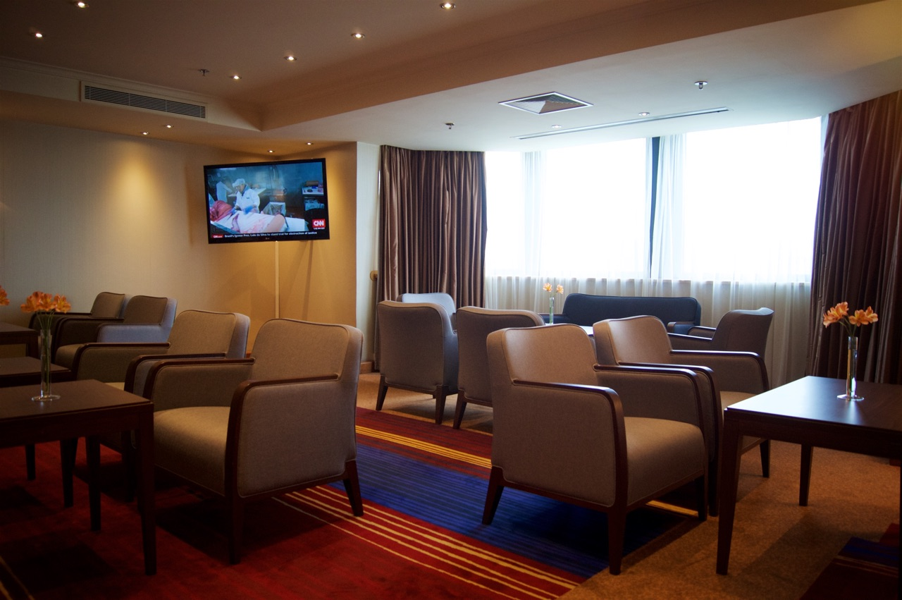 Hilton Prague Executive Lounge