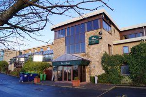 Doubletree By Hilton Edinburgh – Queensferry Crossing Reception
