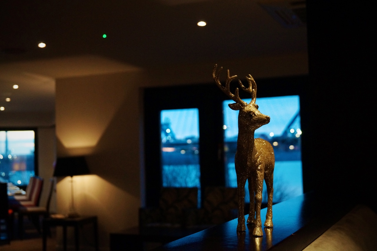 Doubletree By Hilton Edinburgh – Queensferry Crossing North Shore Restaurant