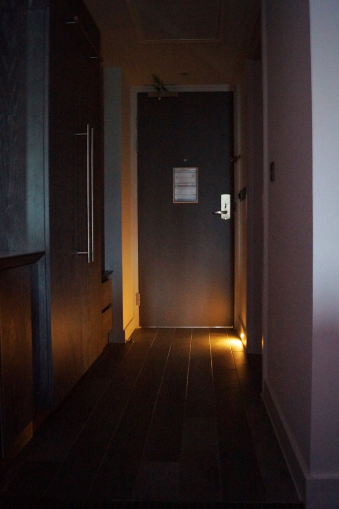 Doubletree By Hilton Edinburgh – Queensferry Crossing Bedroom Night Light