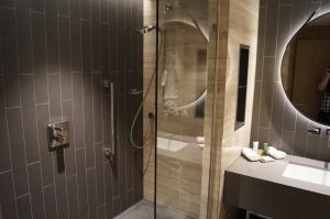 Hilton London Bankside Bathroom