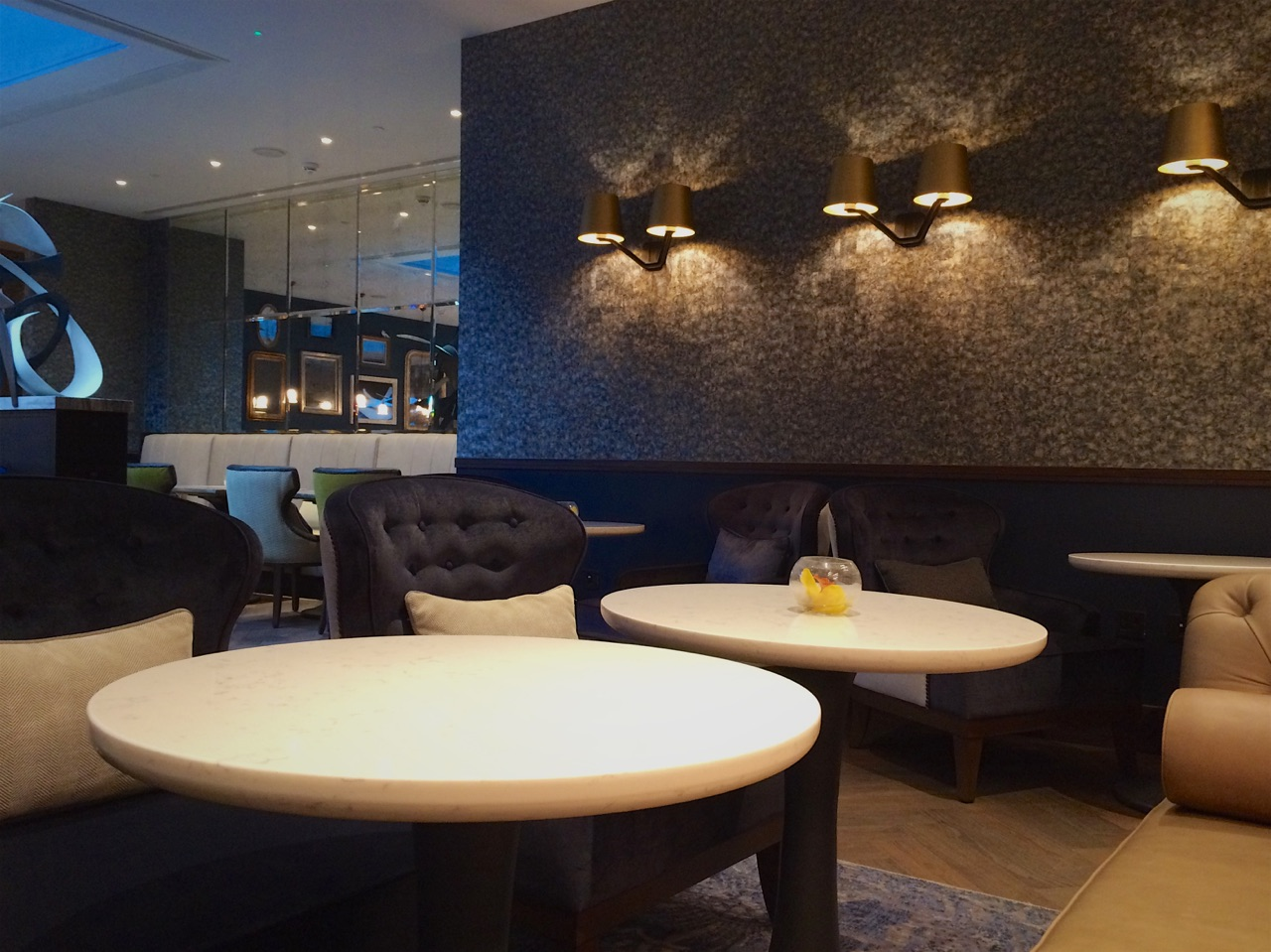 Hilton London Bankside Executive Lounge