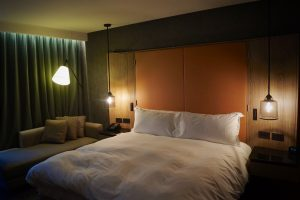 Hilton London Bankside Bedroom