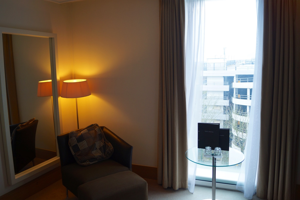 Hilton London Gatwick Airport Hotel Bedroom