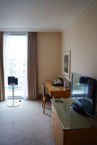 Hilton London Gatwick Airport Hotel Bedroom