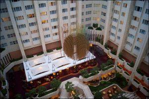 Hilton Prague Atrium Executive Floor