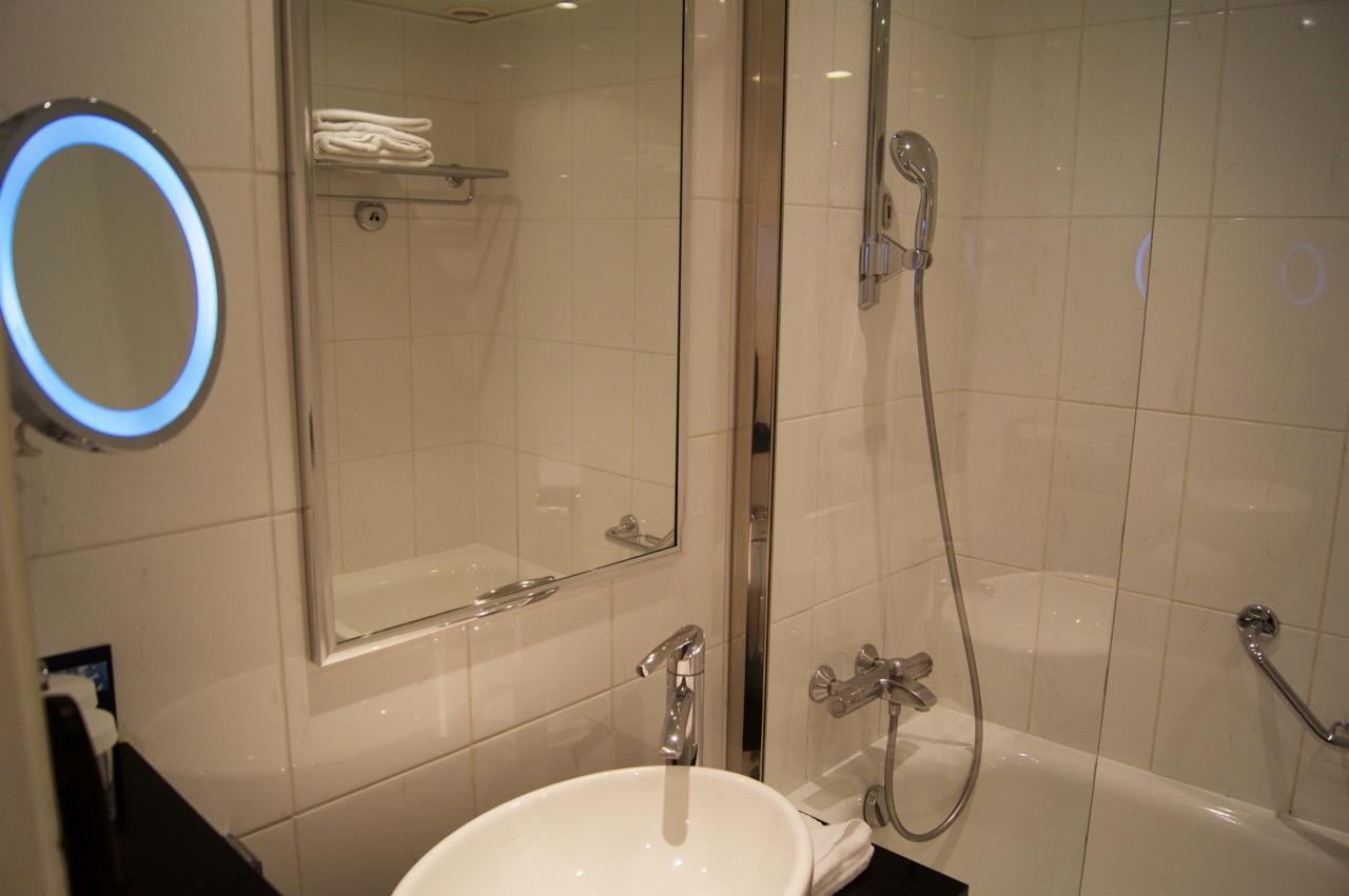Hilton Prague Bathroom Sink