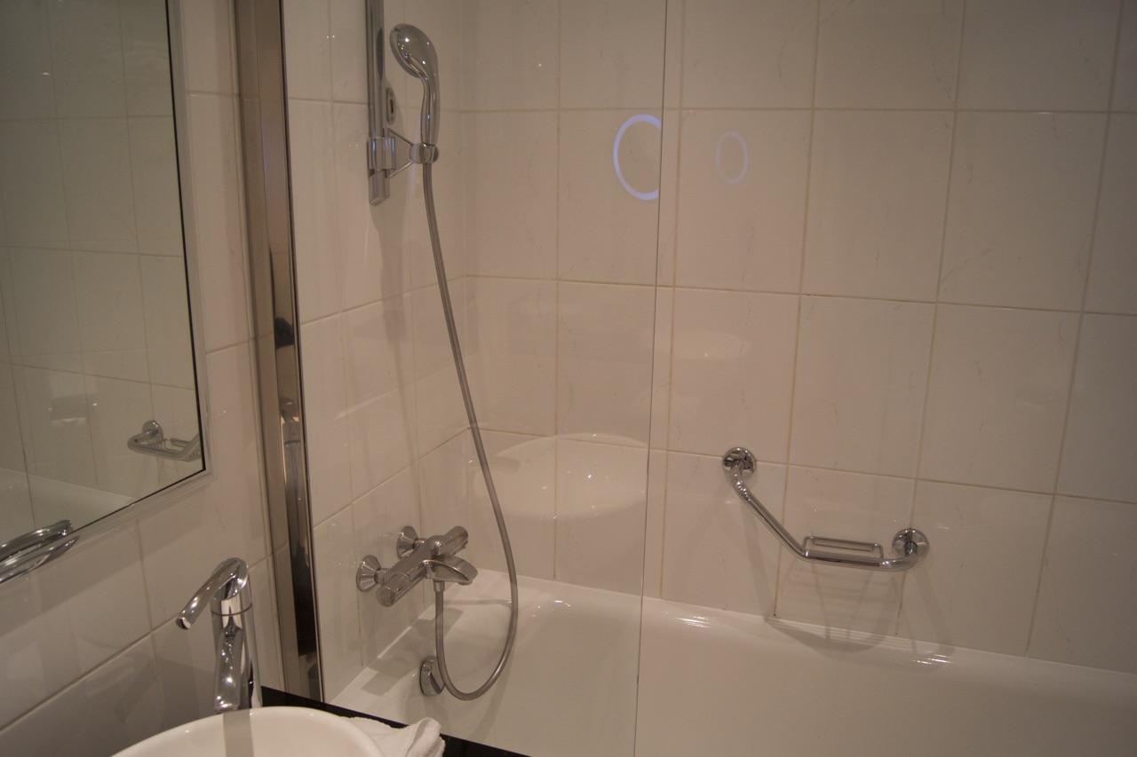 Hilton Prague Bathroom