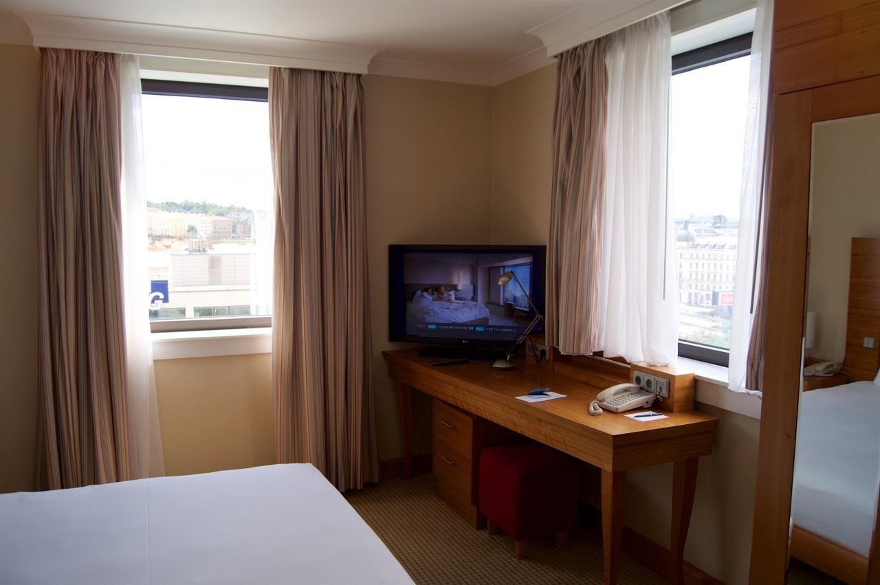 Hilton Prague Bedroom
