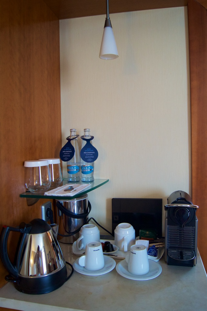 Hilton Prague Junior Suite Bar
