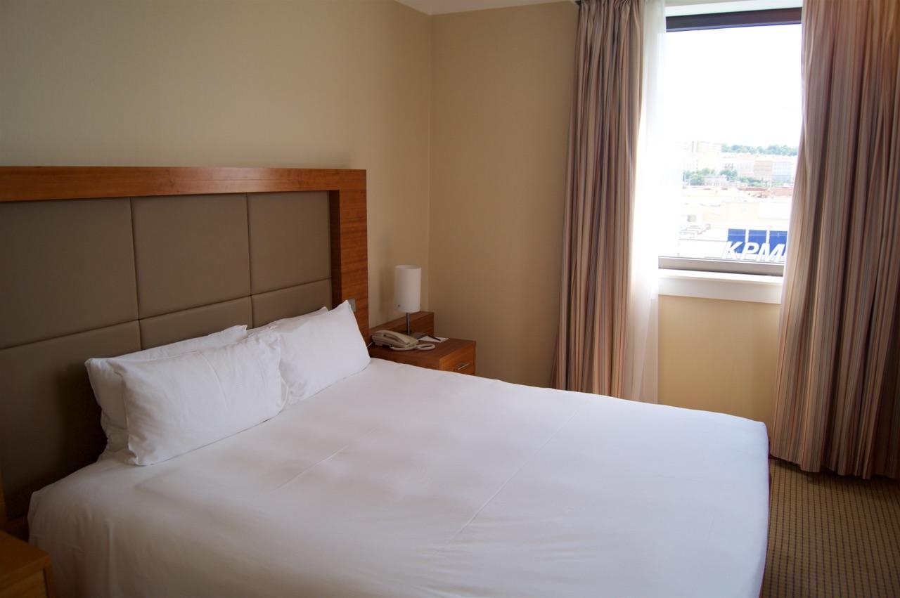 Hilton Prague Junior Suite King Bed