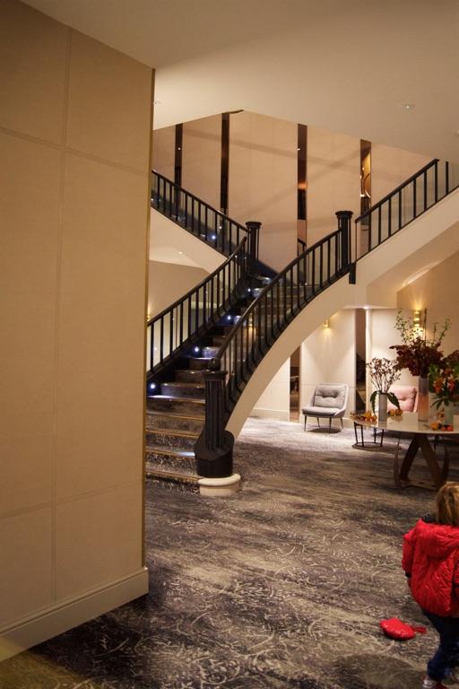 Hilton Edinburgh Carlton Reception