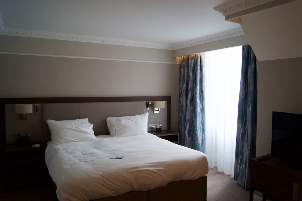 Hilton Edinburgh Carlton King Deluxe Room