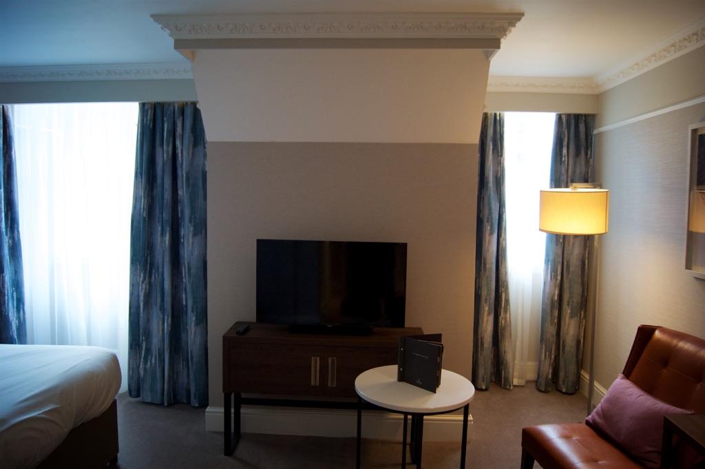 Hilton Edinburgh Carlton Bedroom